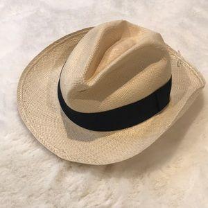 J. Crew Panama Hat, NWT